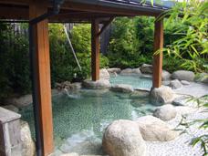 湯の蔵 露天風呂